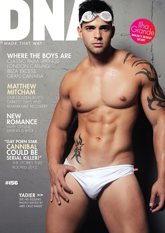 Yadier Rodriguez | DNA Magazine