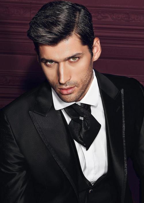 Alexis Papas | Male Model