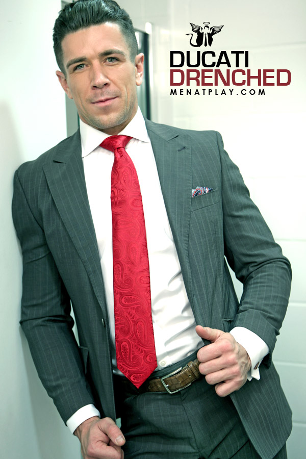 Porn Crush Of The Day Trenton Ducati In Drenched  The Man Crush Blog-1714