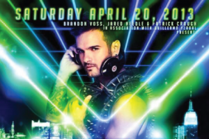 Club And Party Events, April 19-21