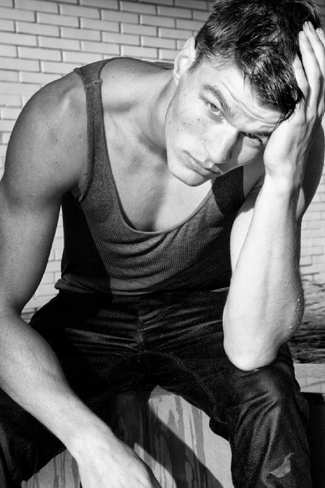 Model Shannon Wallace | THE MAN CRUSH BLOG