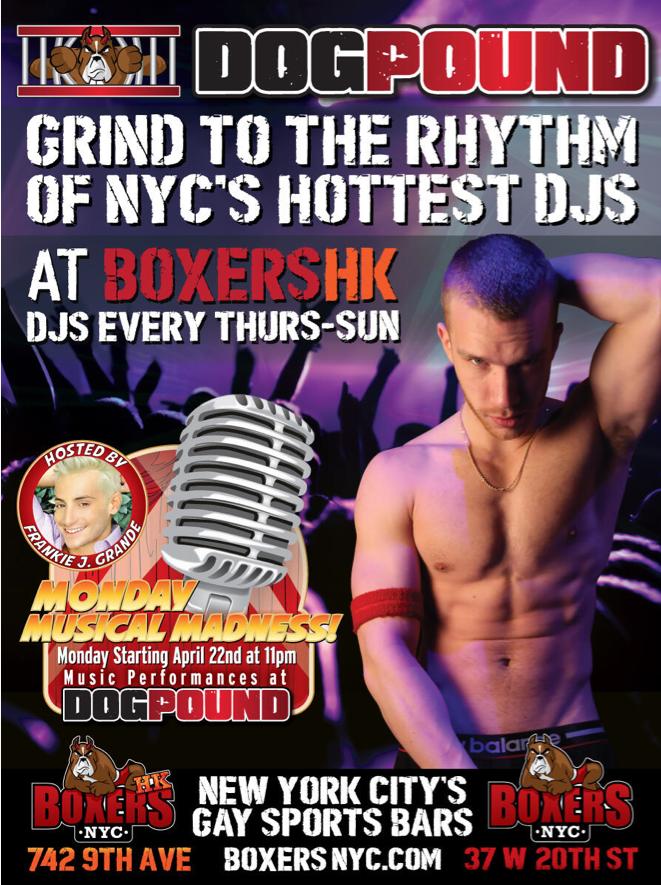 Dog Pound, Boxers HK