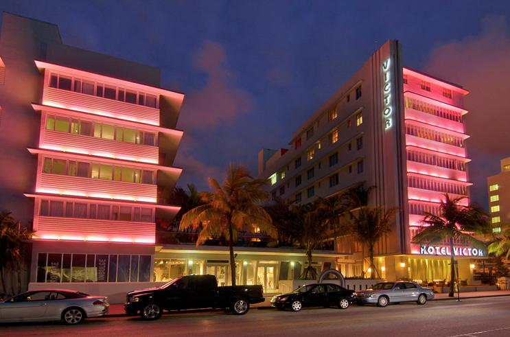 Hotel Victor, Miami FL