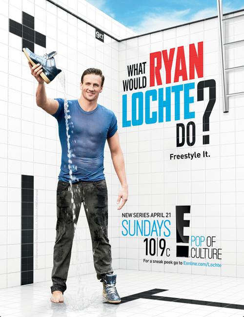 Ryan Lochte   Swimmer, What Would Ryan Lochte Do?