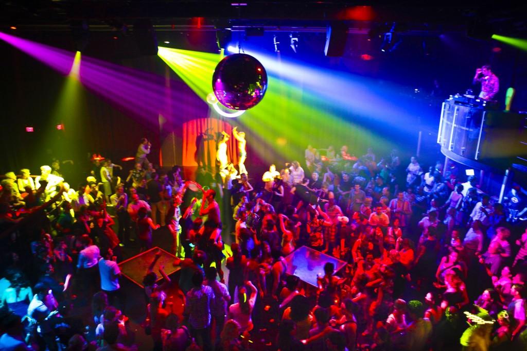 Score Nightclub, Miami, Florida