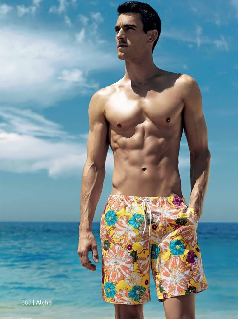 Joshua Kloss | Beachwear 2013, Impetus