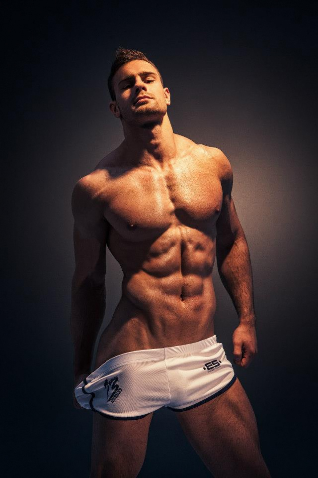 Eye Candy Kirill Dowidoff For Circuit Festival In