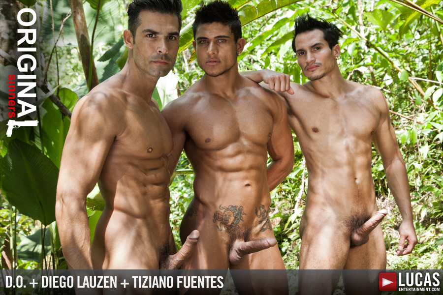D.O., Diego Lauzen, Tiziano Fuentes | Original Sinners, Lucas Entertainment