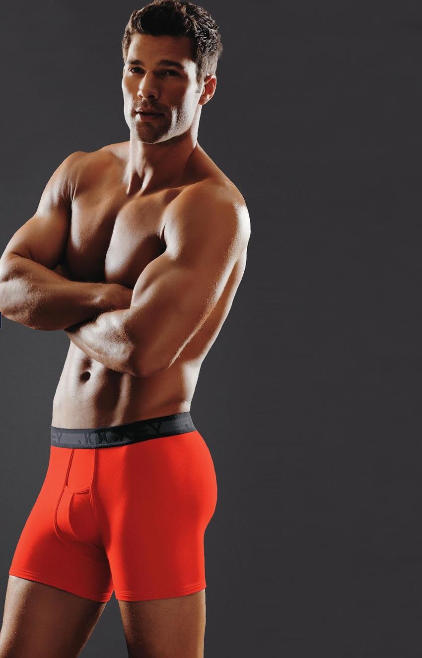 Aaron O'Connell | Jockey Underwear