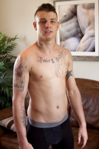 Porn Crush of the Day: Brent Tapper for Southern Strokes