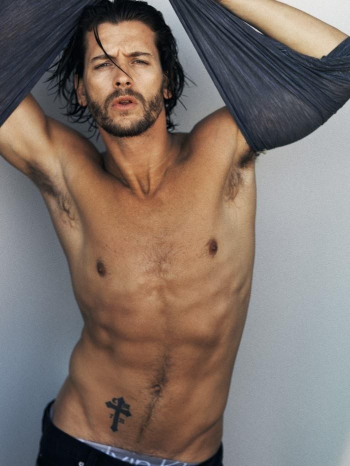 Josh Button   Male Model