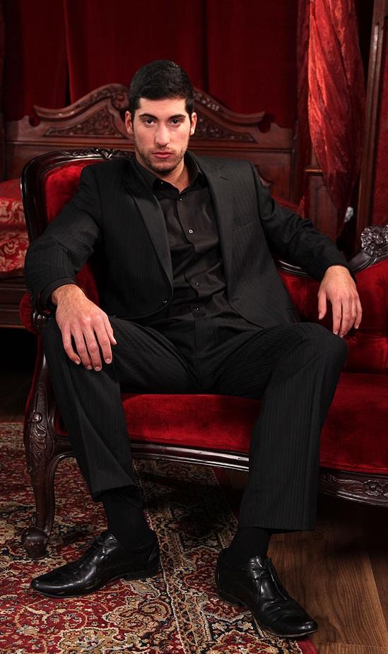Leo Domenico | uknakedmen.com