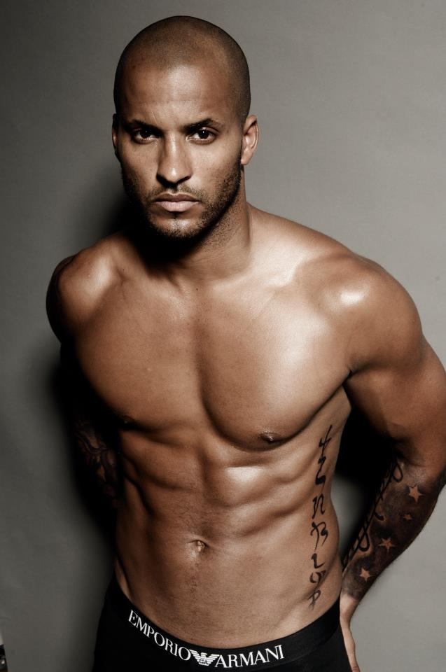 Ricky Whittle | Actor