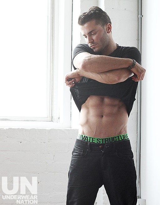 Ajdin Sefer | Underwear Nation