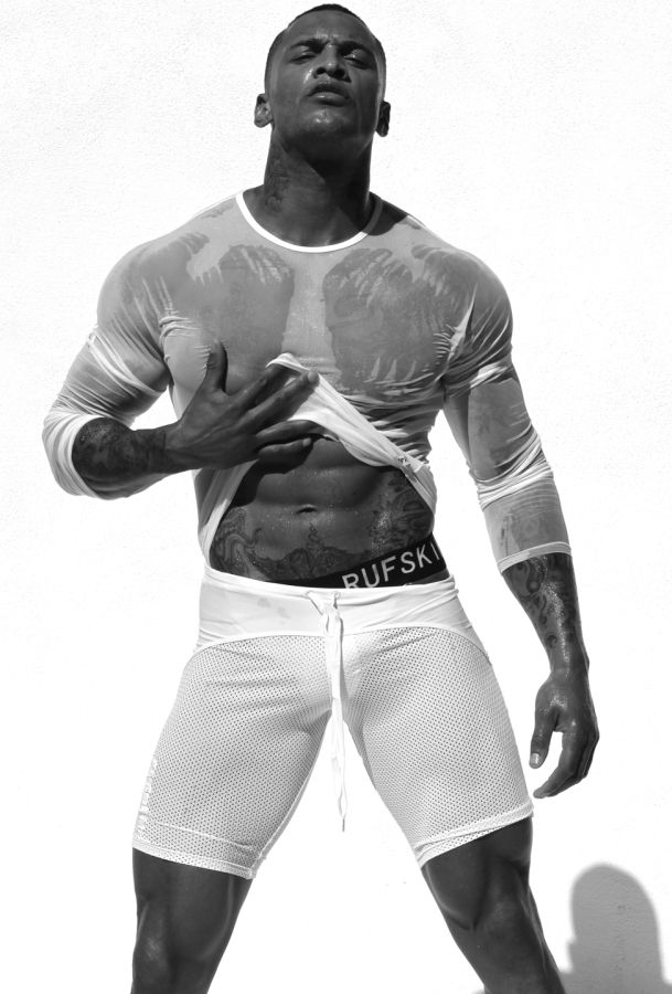 David McIntosh for Rufskin