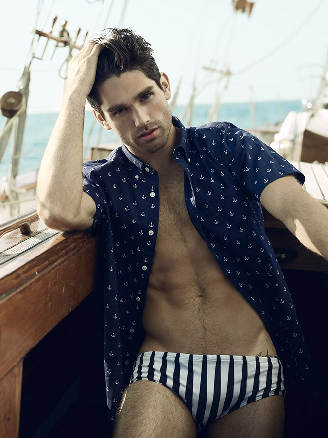 Justin Gaston | Male Model