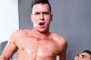 Porn Crush of the Day: Paddy O'Brian Bottoms for Topher DiMaggio