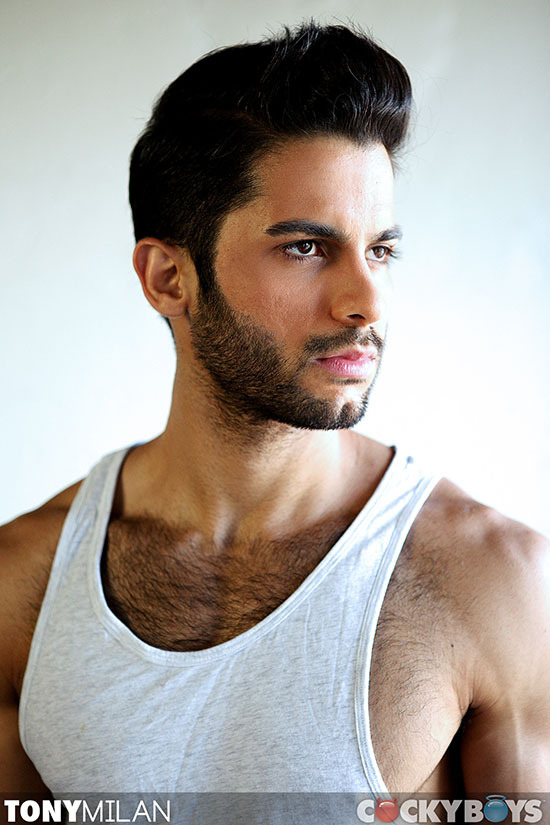 Porn Crush Of The Day Tony Milan For Cockyboys  The Man Crush Blog-4565