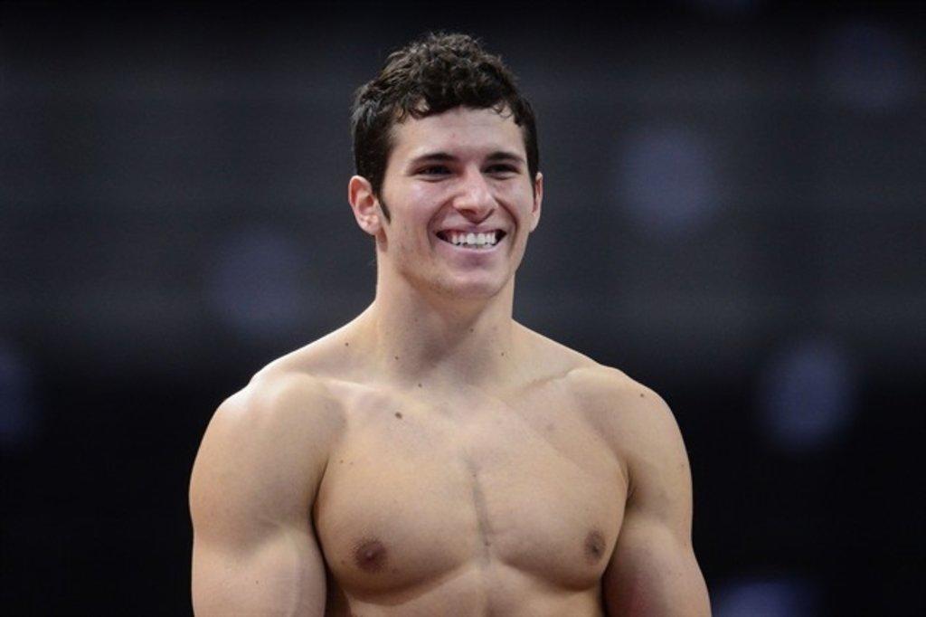 Alex Naddour   Gymnast
