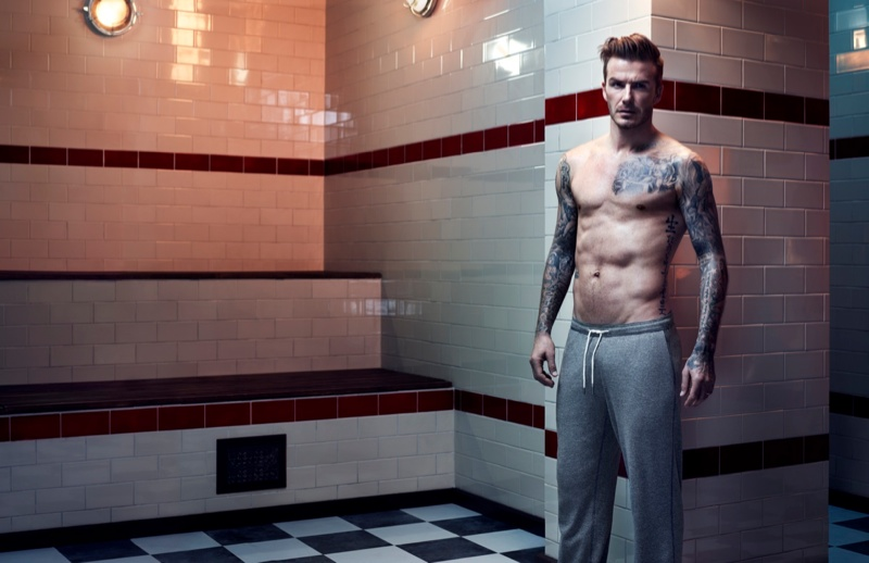 David Beckham | Fall/Winter 2013, H&M