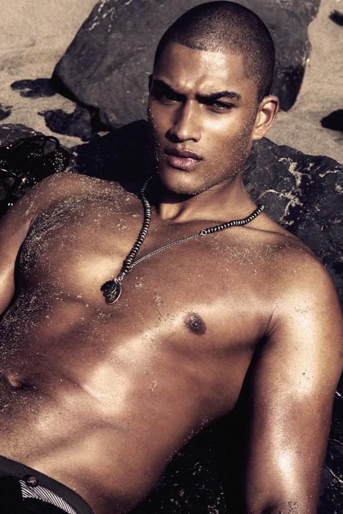 Rob Evans   Male Model