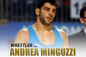 Man Crush of the Day: Wrestler Andrea Minguzzi