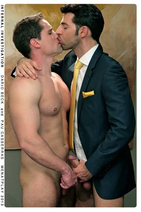 Dario Beck, Pau Casserras | Men At Play