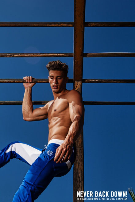 ES Collection New Athletic 2013 Campaign