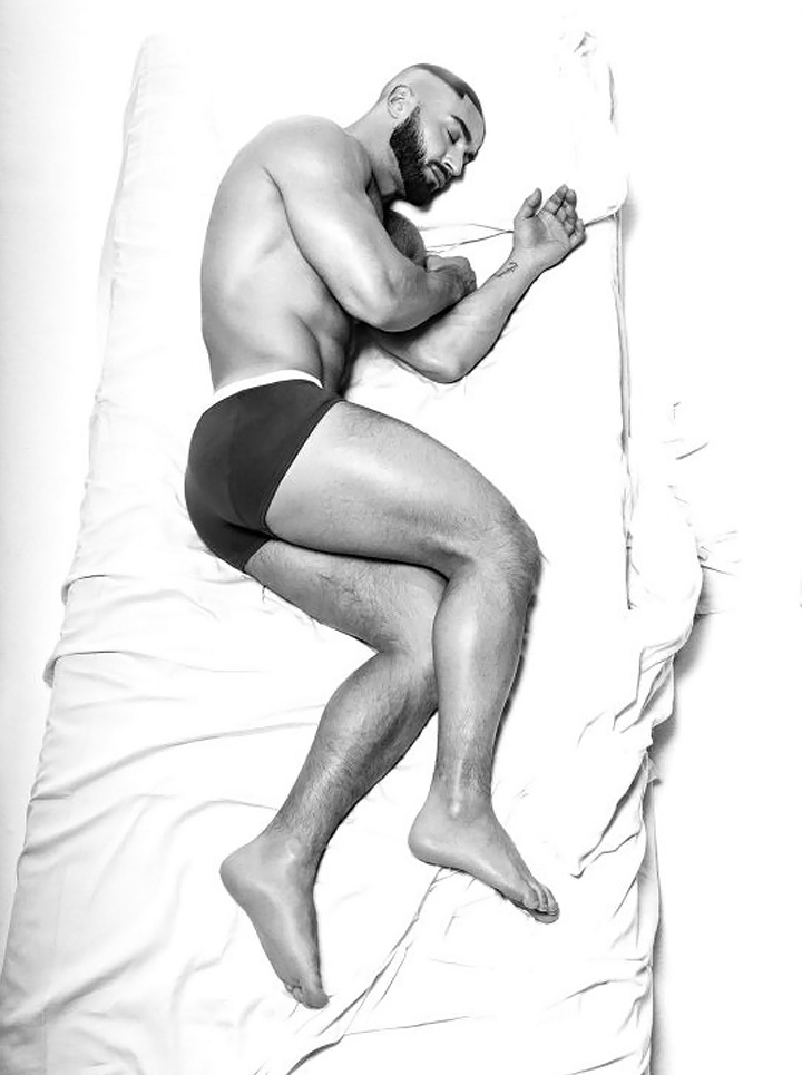 François Sagat   Mario Gomez, Maxim Italy