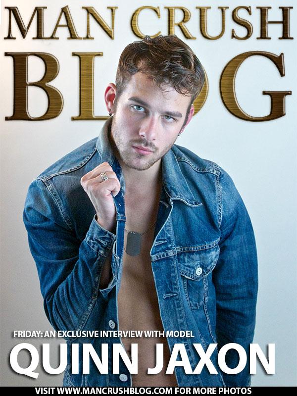 Quinn Jaxon | Ph: Bacchus Stuart, Man Crush Blog