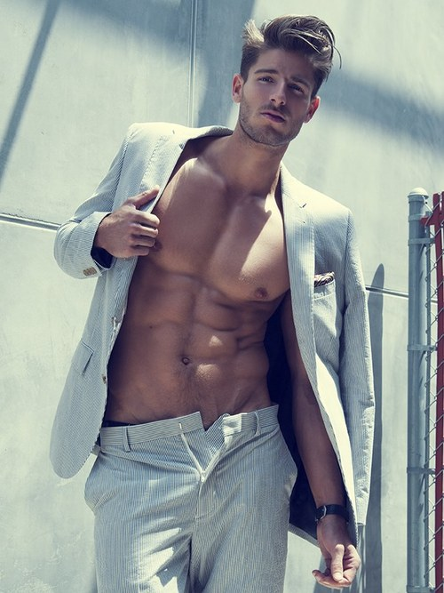 Adam Nicklas | Male Model