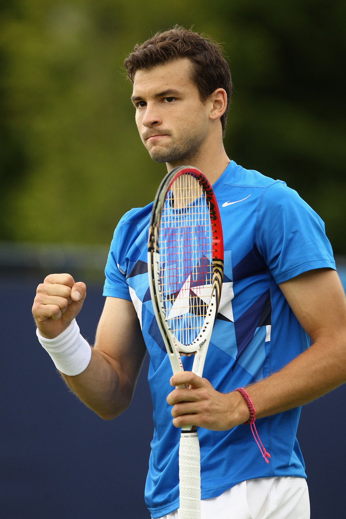 Grigor Dimitrov | Tennis Player