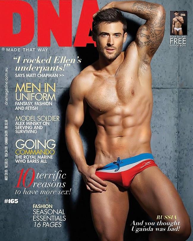 Matt Chapman | Ph: Simon Le, DNA Magazine