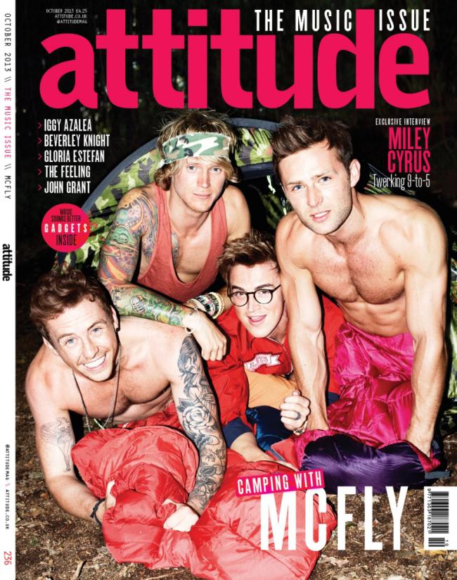 McFly |  Attitude Magazine