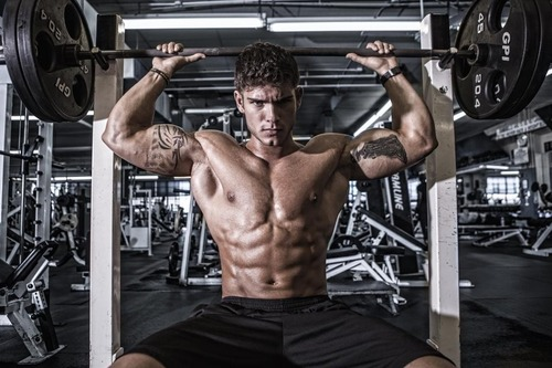 Man Crush of the Day: Fitness Model Colin Wayne | THE MAN
