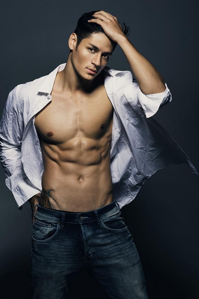 Hideo Muraoka | Male Model
