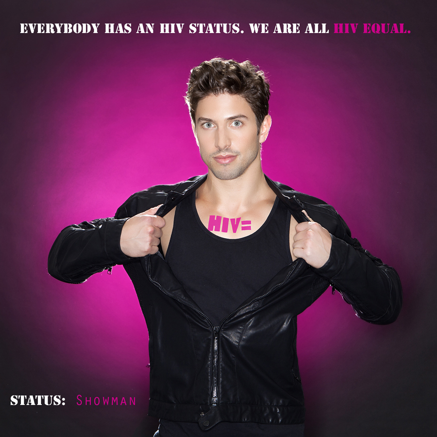 Nick Adams | HIV Equal