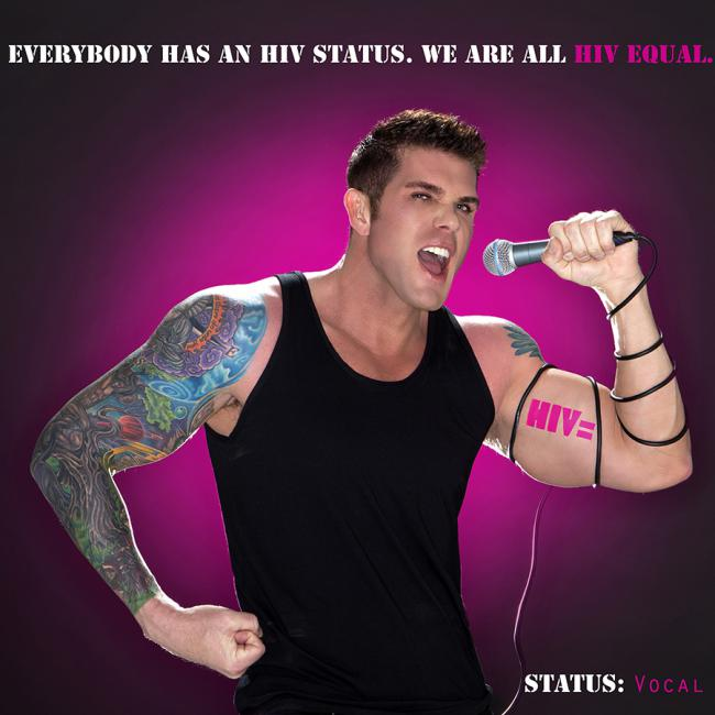 Ben Patrick Johnston | HIV Equal