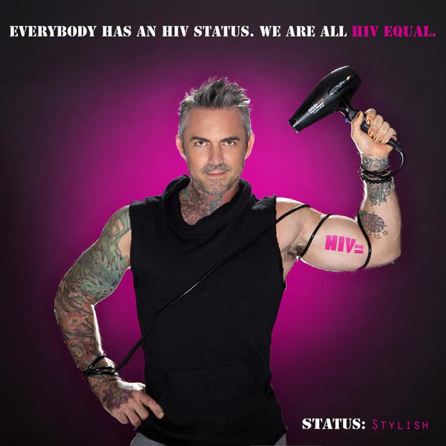 Brandon Liberati | HIV Equal