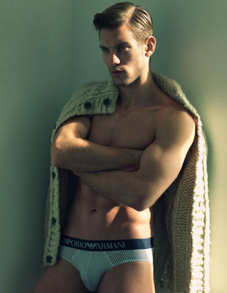 Don Hood | Male Model