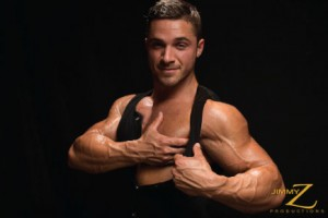 Porn Crush of the Day: Model Joey van Damme for JimmyZ
