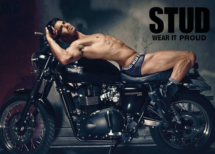 """""""Live Fast Die Young"""" from Stud Underwear"""