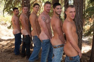 Porn Crush of the Day: Sean Cody's Mountain Getaway
