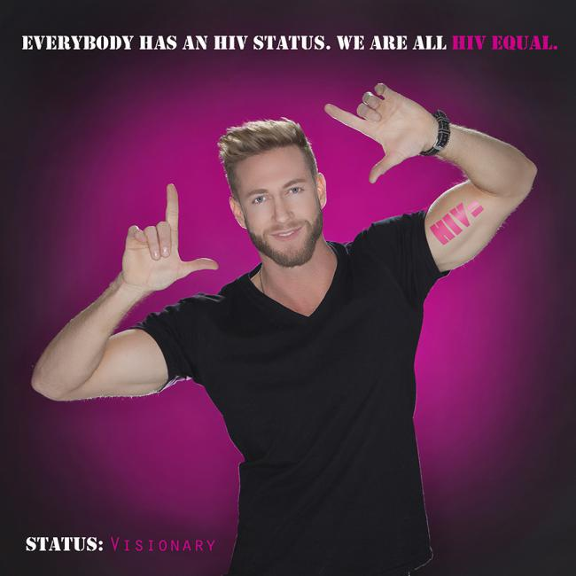 Spencer Barnes | HIV Equal