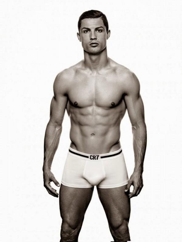 Brief Encounters: Cristiano Ronaldo for CR7 Collection