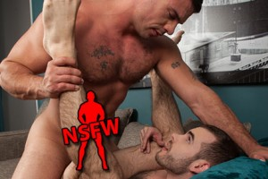 Porn Crush of the Day: Derek Atlas and Abele Place for Randy Blue