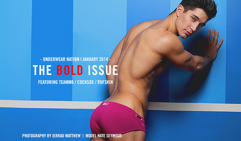 Nate Seymour | Jerrad Matthew, Underwear Nation