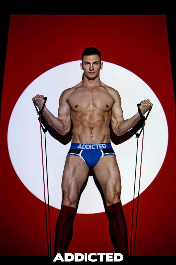 Anton Agat| Addicted Underwear