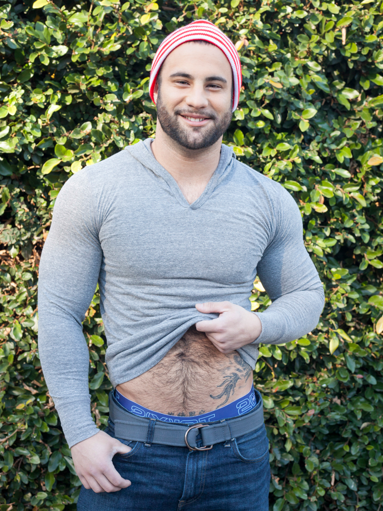 Porn Crush of the Day: Dex Hammer for Randy Blue   THE MAN