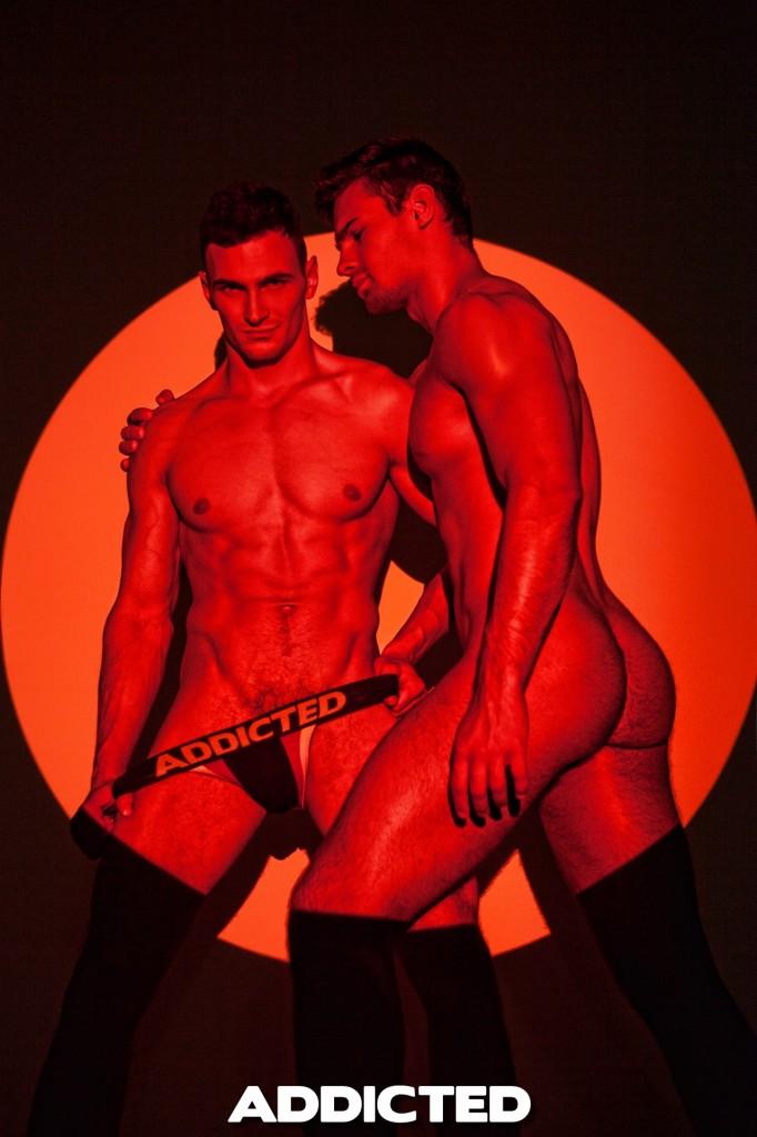 Kirill Dowidoff, Anton Agat | Addicted Underwear
